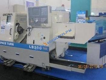 Станок OKUMA LB 200 Space Turn